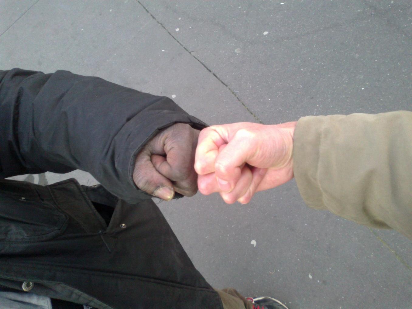 Poignée-de-main